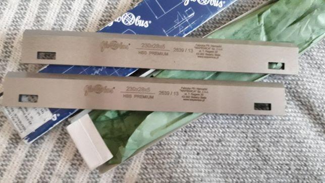 nóż noże do strugarki HSS Premium Globus 230x28x5