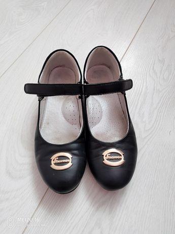 Туфлі шкіра Mida для дівчинки