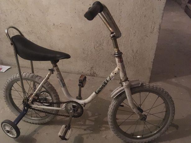 Rower dziecinny  kola 16