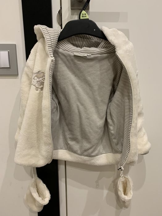 Пальто, курточка, шубка для девочки Софиевская Борщаговка - изображение 1