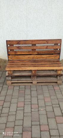 Продам лавки скамейки из поддонов