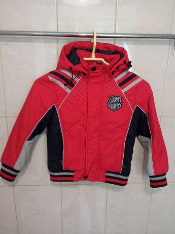 Куртка Деми Scorpian на 116
