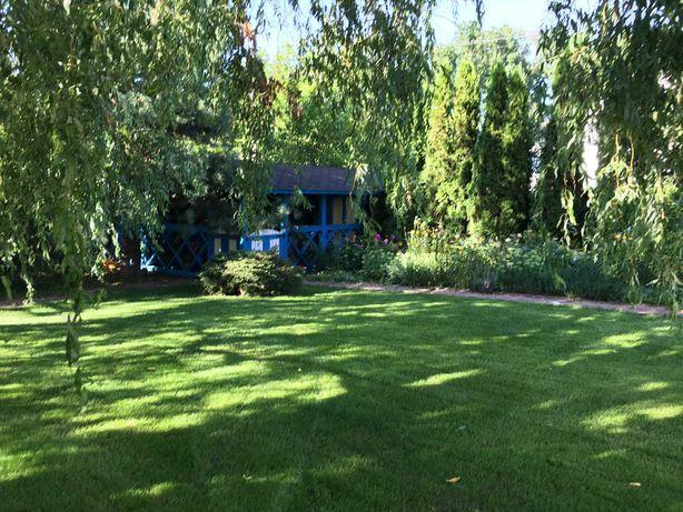Уютный дом с садом, водопадом и большой мангальной зоной