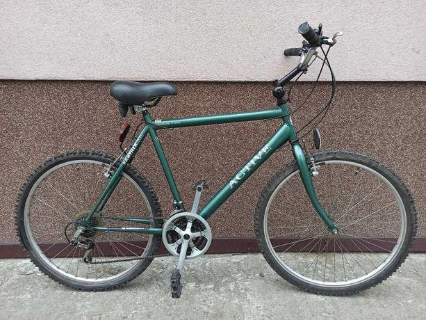 """Męski rower górski ACTIVE Panther MTB 26"""" stan BDB"""