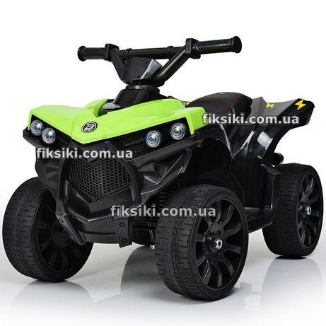 Детский квадроцикл 3638 GREEN, электромобиль, Дитячий електромобiль