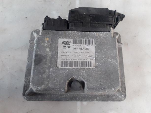 Sterownik silnika fiat 1.6 16v iaw4ef.b1