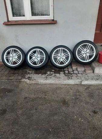 Koła Alufelgi BMW z oponami letnimi 225/45 17R