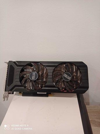 Karta Graficzna Geforce GTX 1060 DUAL 3 gb.