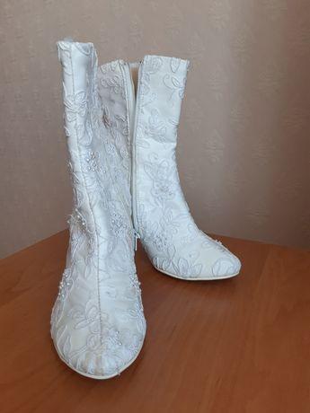 Свадебные ботинки, 37 р.