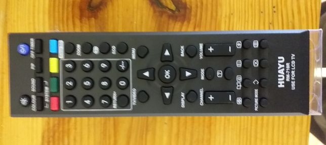 Pilot TV JVC nowy.