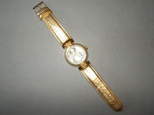 Dolce&Gabbana Zegarek jak nowy złoty