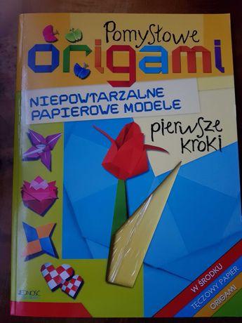 Pomysłowe origami pierwsze kroki