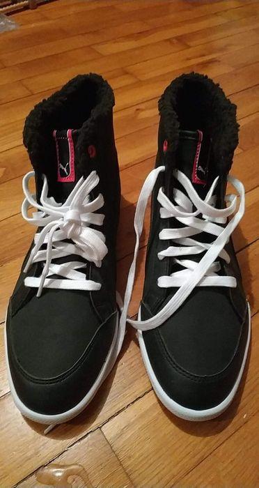 Ocieplane buty z pumy Nysa - image 1