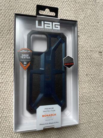 Etui iPhone 12 Pro - Urban Armor Gear Monarch
