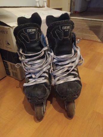 Rolki hokejowe juniorskie r. 38,5