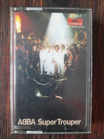 "Abba ""Super Trouper"" kaseta audio POLYDOR"