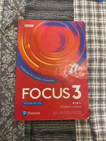 Podręcznik do języka angielskiego Focus 3