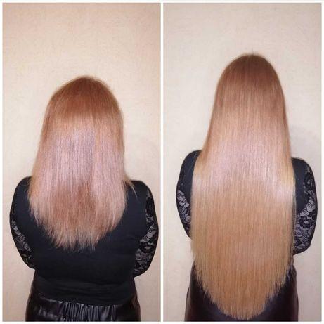 Наращивание волос. Приятные цены