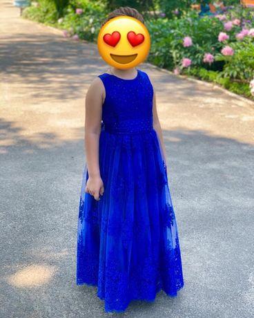 Шикарное нарядное платье(выпускной,праздник )