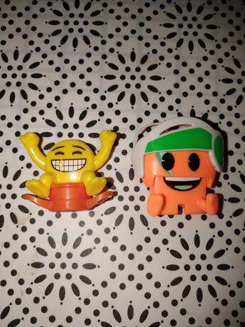 Emoi figurki z Kinder Joy - Kinder niespodzianka