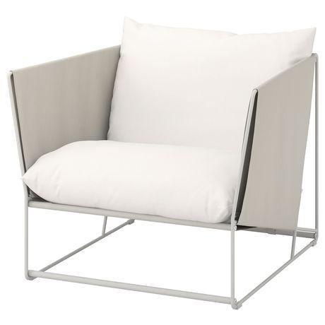 IKEA HAVSTEN - fotel tapicerowany, nowy, nierozpakowany