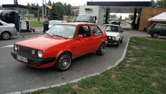 Volkswagen Golf II GT 1988
