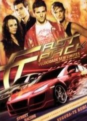 DVD Fast Track Velocidade Sem Limites