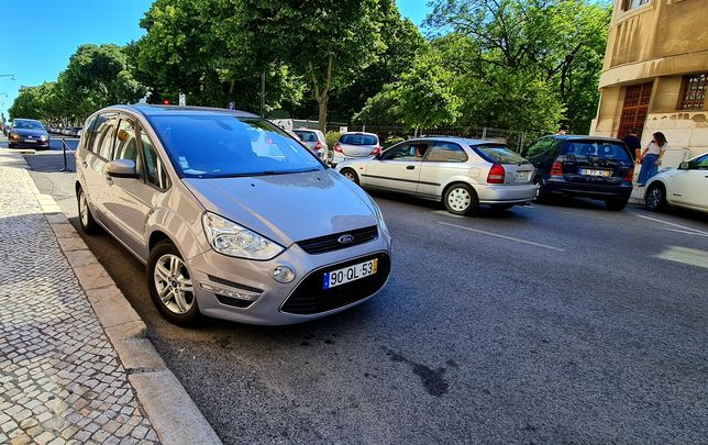 Ford S-Max 1.6 tdci 7 lugares