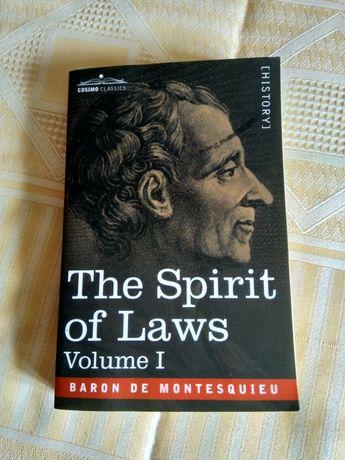 Montesquieu - The Spirit of the Laws