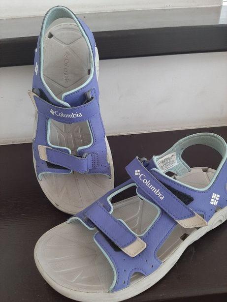 sportowe sandałki Columbia dla dziewczynki r.36