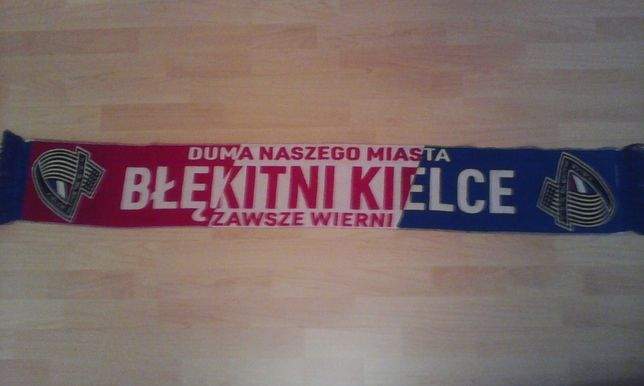 szalik Błękitni Kielce