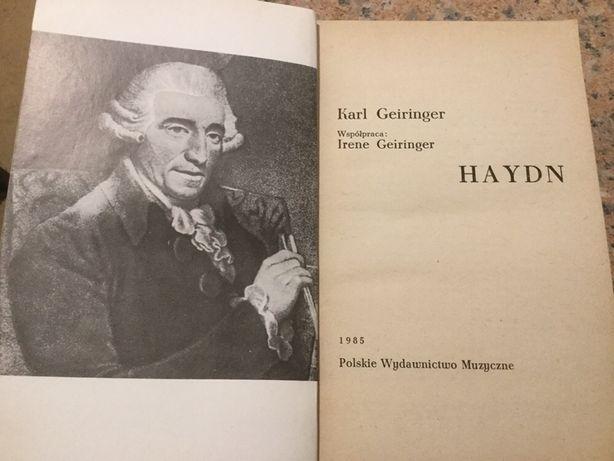 Haydn. Karl Geiringer