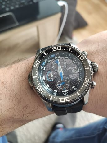 Zegarek Citizen BJ2111 ECO DRIVE