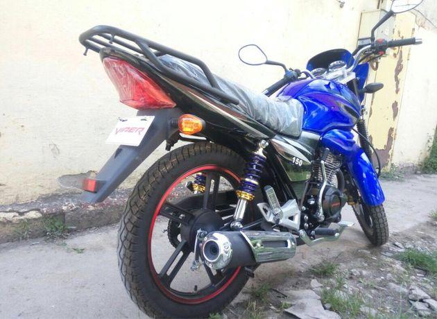 Продам мотоцикл Вайпер-150кубов