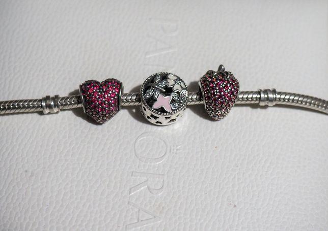 Pandora charms Powiew wiosny
