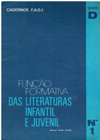 11392 Função Formativa das Literaturas Infantil e Juvenil por Manuel