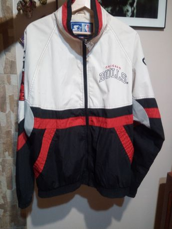 Bluza kurtka wiatrówka Chicago Bulls
