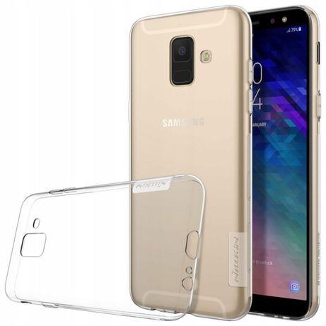 Etui Case Nillkin Nature żelowe ultra slim do Samsung Galaxy A6 2018