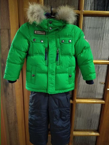 "Зимний комбинезон на мальчика "" NewSoon"" на 3 года"