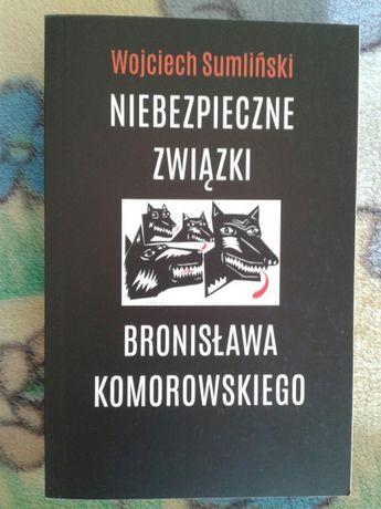 Sumliński niebezpieczne związki Bronisława Komorowskiego