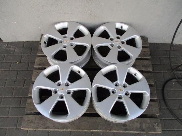 Alufelgi 17 Chevrolet Cruze Orlando Captiva Volt Opel Astra IV 5x115