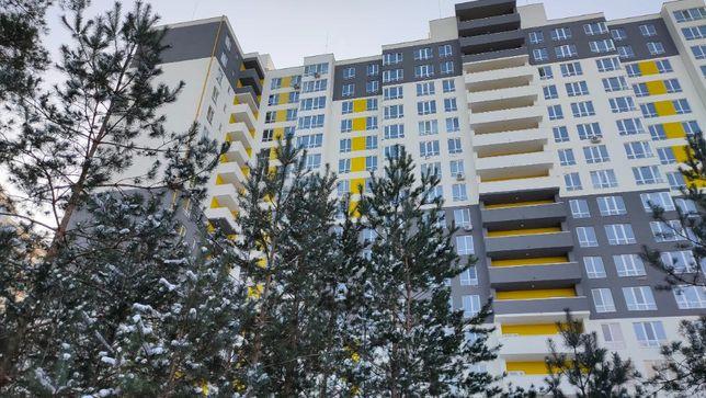 Велика 3к квартира в ЖК «Green Side» 86,50 м². Знижка до 20.01.2021