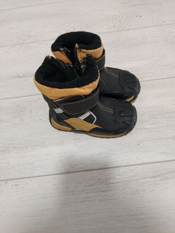 Ботинки демисезонные термо
