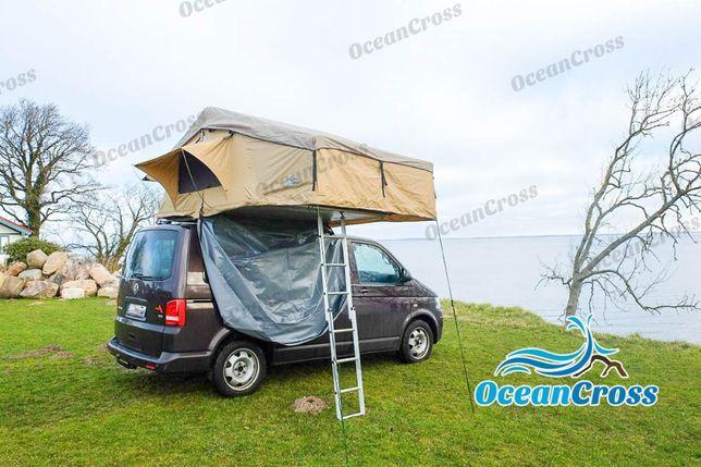 Namiot dachowy samochodowy Gobi 180 , 3/4-os podłoga Honeycomb Base