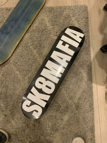 Tábua de skate sk8mafia