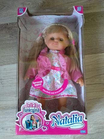 Lalka funkcyjna mówi w j. Polskim natalia 39 cm