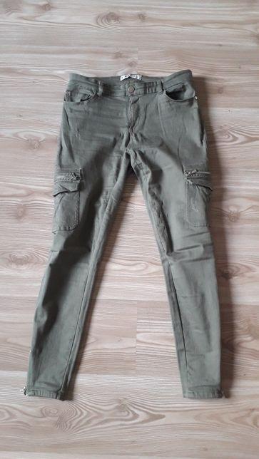 Bojowki spodnie jeansy new Yorker