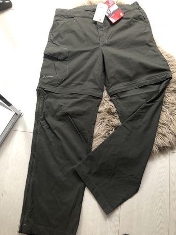 Loffler - trekingowe spodnie roz.54/XL nowe z metkami