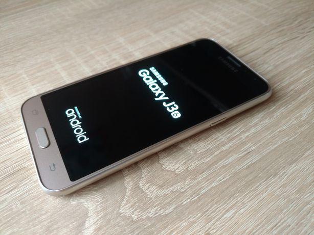 Samsung j320f DS J3 2016 телефон 4G LTE на дві сім-карти