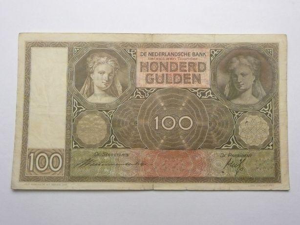 Banknoty Holandia, Antyle Holenderskie